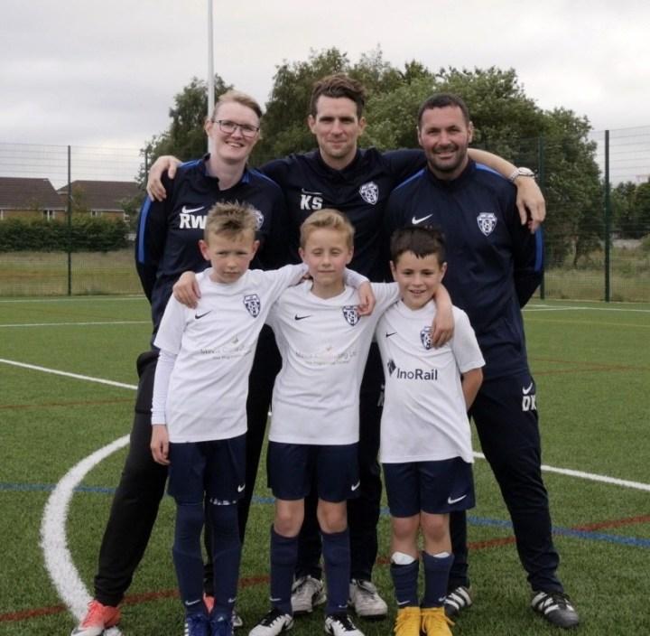 AFC Burnden Park Kickstarterz