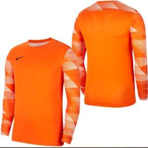 Orange Kickstarterz goalie top