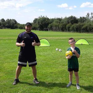 Goalkeeping in Westhoughton